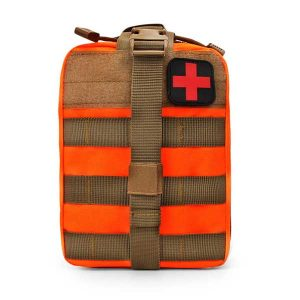 First Aid Kit On Rope Industrial