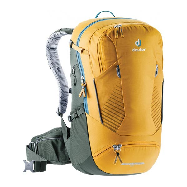 Deuter Transalpine 30 Back Pack Curry Ivy