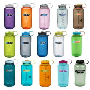 Nalgene Tritan 1L Bottle Colours