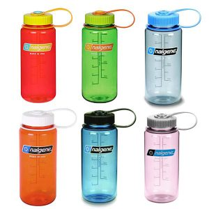 Nalgene 500ml Wide Mouth Tritan