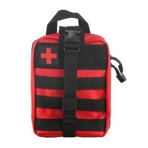 First aid trauma kit hunting