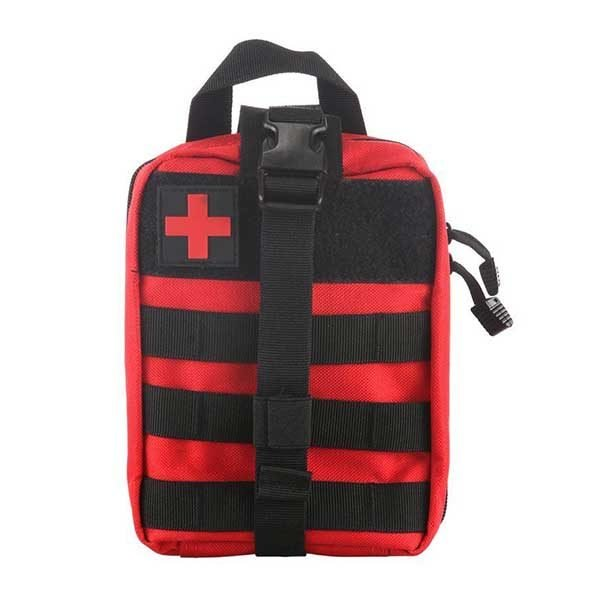 First aid trauma kit hunting