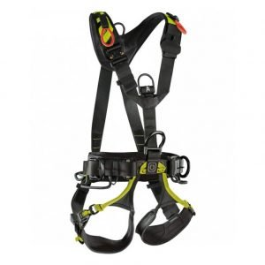Edelrid Vertic Triple Lock Full Body Harness Fall Arrest Safety