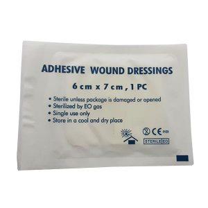 Adhesive Wound Dressing