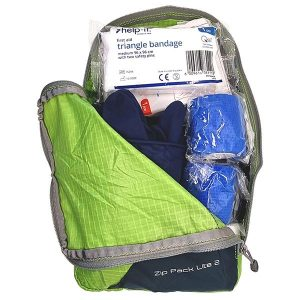 Outdoor Pursuits First Aid Medical Trauma Kit Intermediate